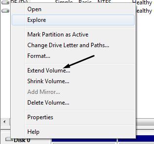 Cara Menggabungkan Partisi Hardisk di Windows 7
