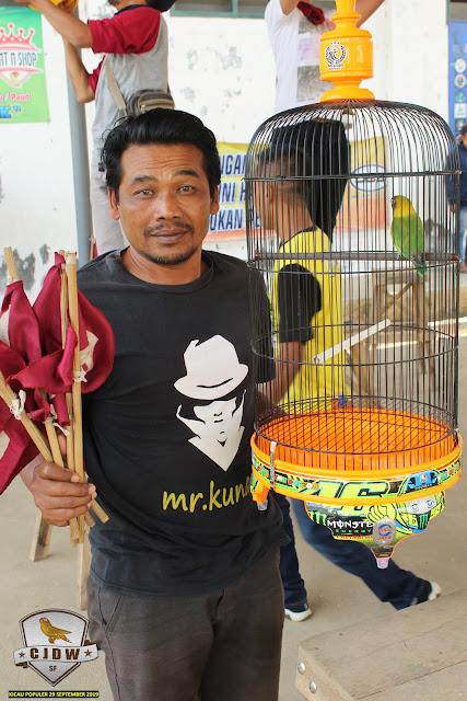 Barongsai gacoan baru milik Mr.Hari dari tim Mr.Kunam
