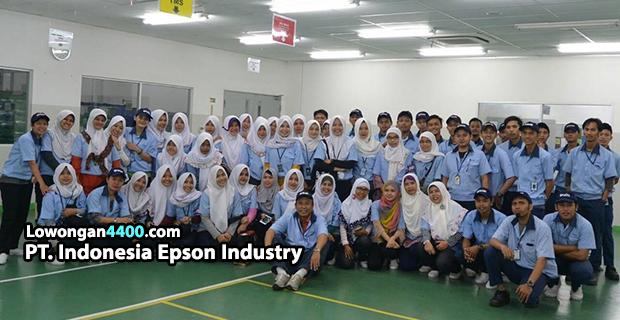 Lowongan Kerja PT. Indonesia Epson Industry (IEI) Kawasan EJIP Cikarang