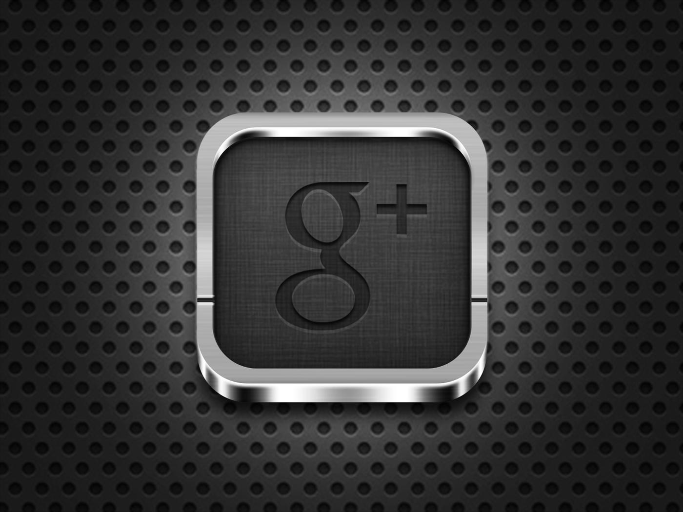 GooglePlus App Icon
