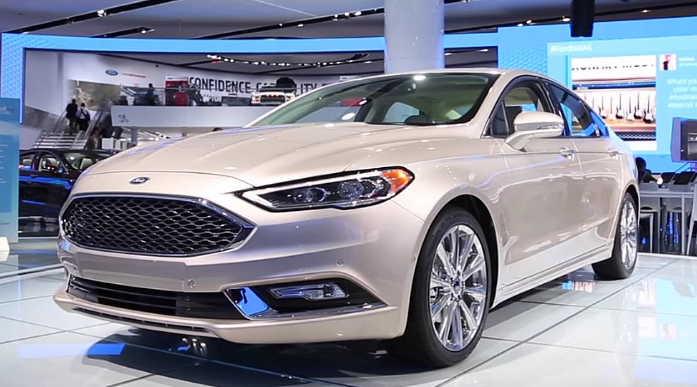 2018 Ford Fusion Platinum Review - Ford References