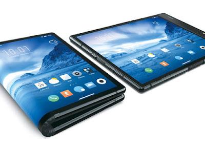 Smartphone Lipat Oppo Akan Siap Rilis di Tahun 2019