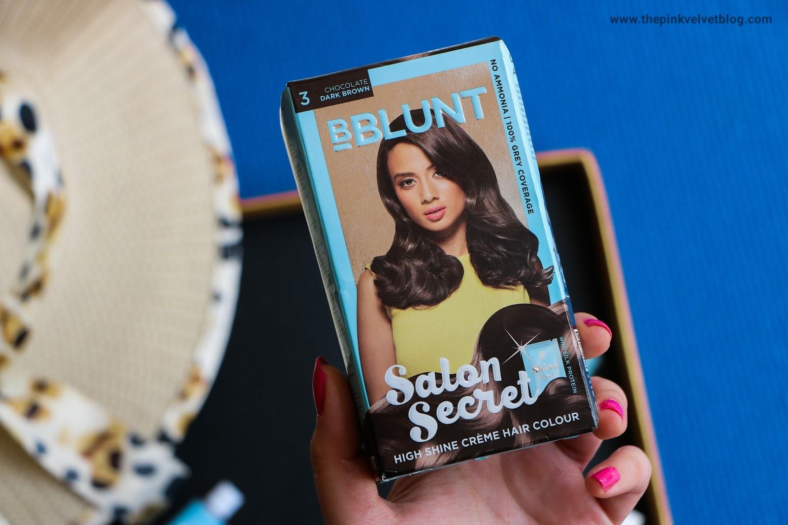 c6108c69547 My Experience With BBLUNT Salon Secret High Shine Creme Hair Color ...