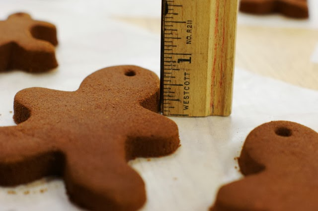 Homemade Cinnamon Christmas Ornaments Image