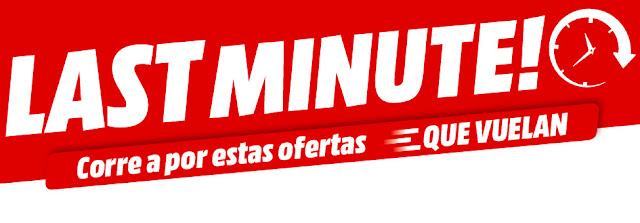 Mejores ofertas folleto Last Minute de Media Markt