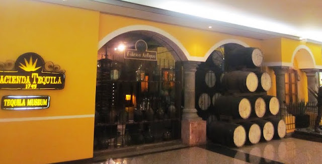 Como chegar no Museu Sensorial da Tequila em Cancún