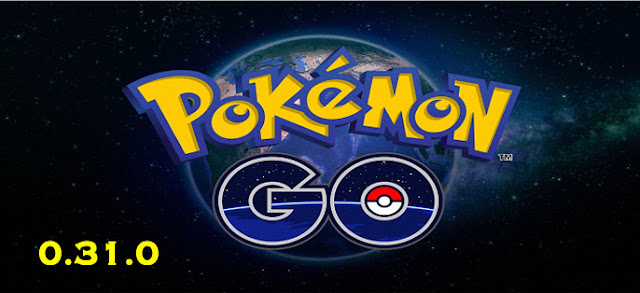 Download Pokemon Go terbaru 0.31.0 apk