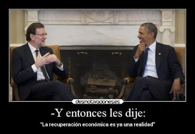Memes visita Obama a España