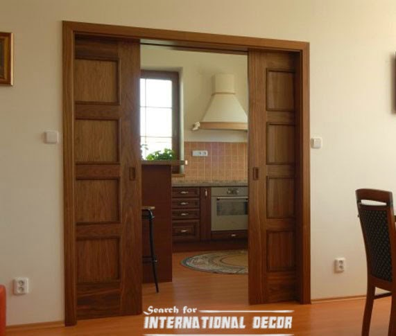 Architecture Decoration Top Designs Interior Sliding Doors Of