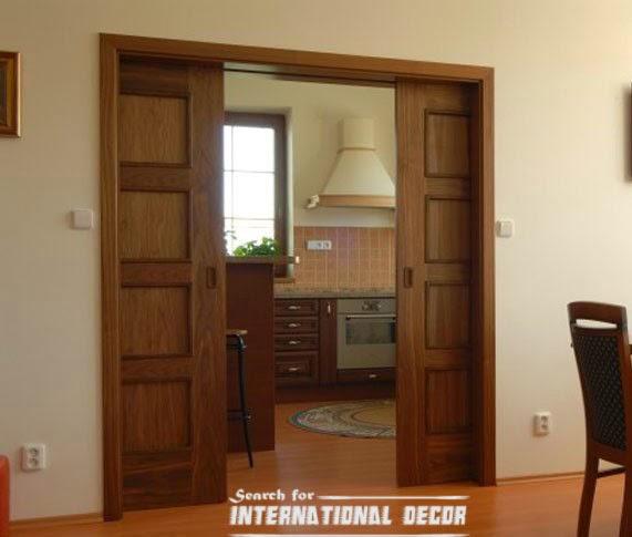 Interior Sliding Doors Wood