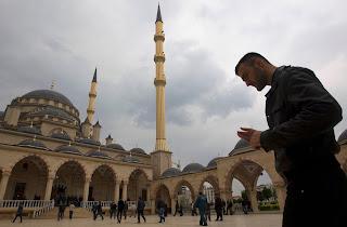 Masjid Jantung Chechnya