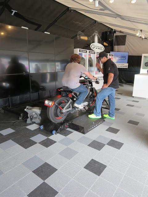 """Harley-Davidson LiveWire """"Jumpstart"""""""
