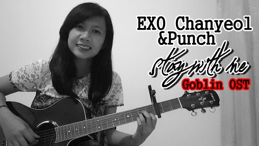 Leereeya Chords Exo Chanyeol Punch Stay With Me