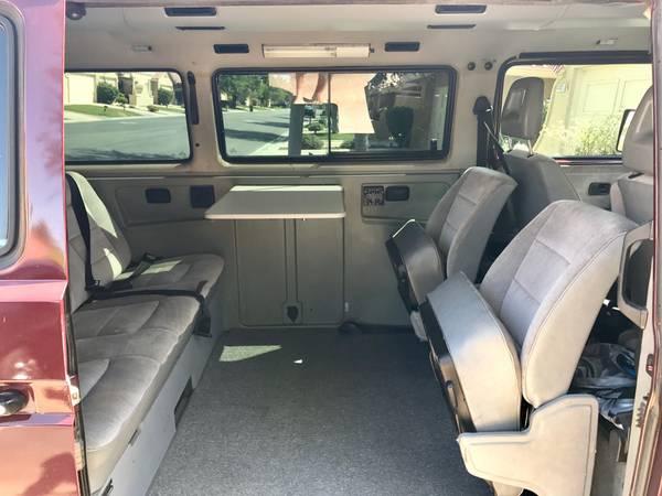 Rare Van 1990 Vw Vanagon Carat Buy Classic Volks