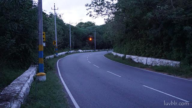 Chamundi Hill Road