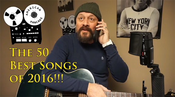 Best Songs of 2016 !!! Our Favs Part 1, 2 and 3