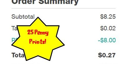 penny puss 25 picture prints for only 25 at walgreen photo