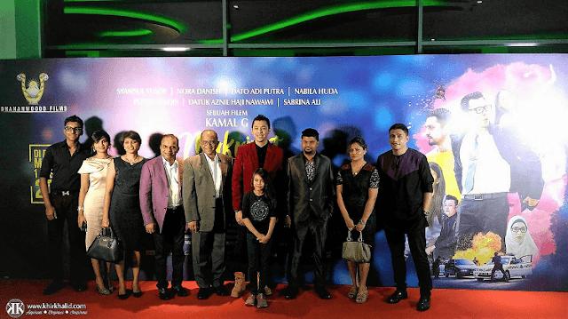 Filem Makrifat Cinta, IRDKL Mall Shah Alam, TSR Cinemax,