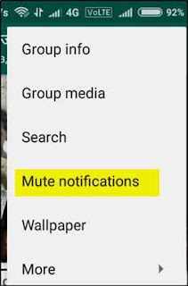 mute group