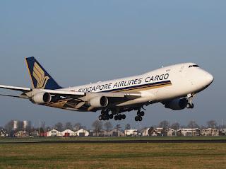 Free Download Boeing 747 Singapore Airlines Cargo Wallpaper Desktop