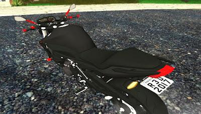 XJ6 BLACK EDITION para GTA San Andreas, GTA SA , Gta San