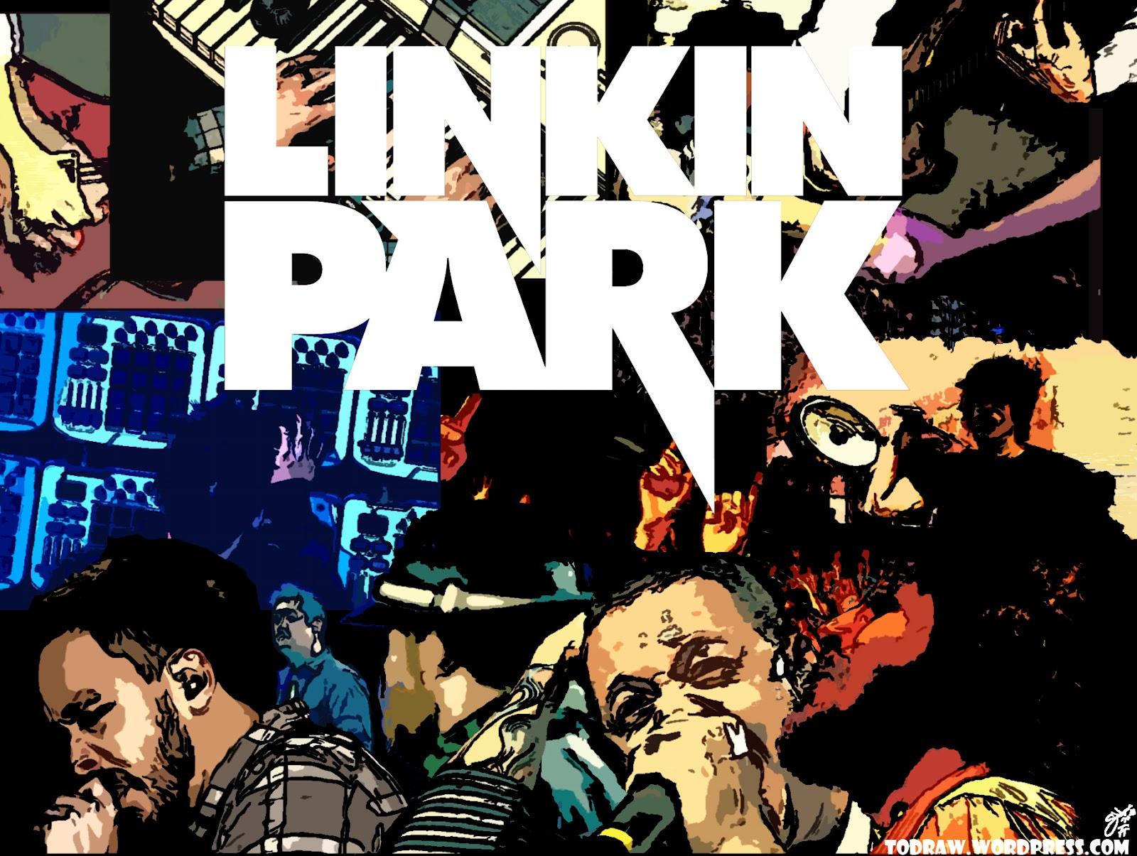 The Simpsons Iphone Wallpaper Wallpapers Hd Linkin Park Banda De Rock Wallpapers De La
