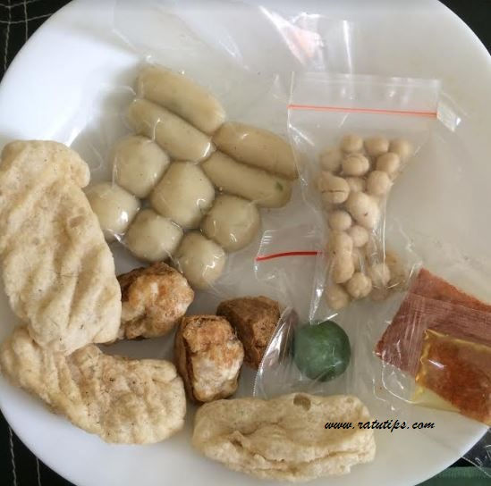 Review Makan Baso Aci Khas Garut yang Rasanya Asin Lada Haseum, Pedesnya Nampol!