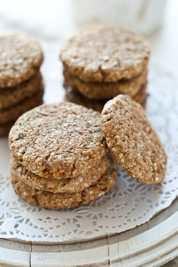 Image result for oat quinoa cookies