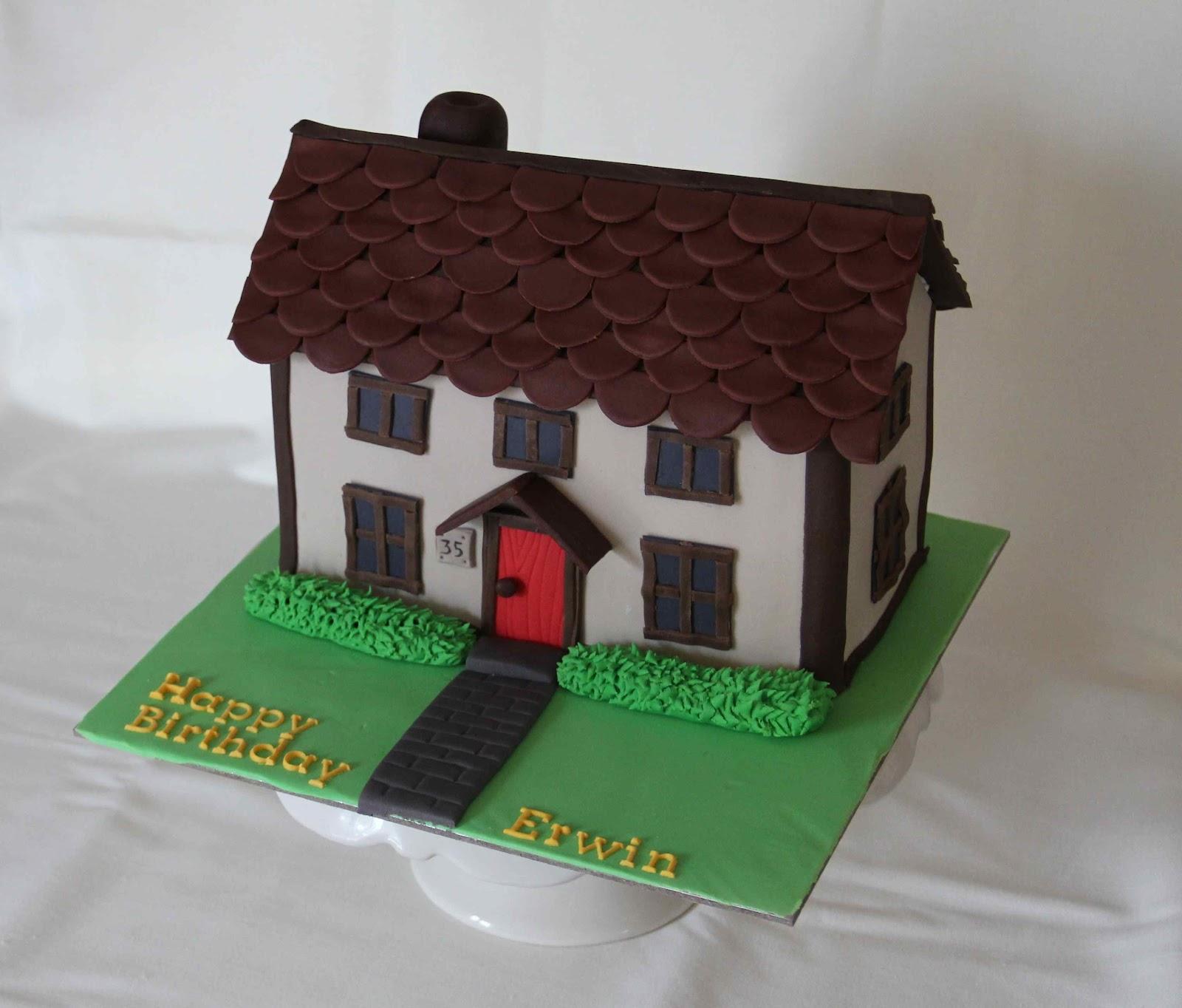 Bakerz Dad House Cake