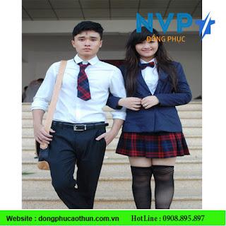 công ty may đồng phục học sinh