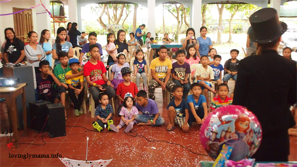 Bacolod Homeschoolers Network outreach - homeschooling in Bacolod