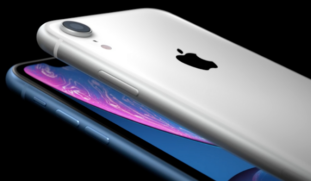 Apple iPhone XR with 6.1″ LCD Display, 7nm A12 Bionic & Face ID Launched