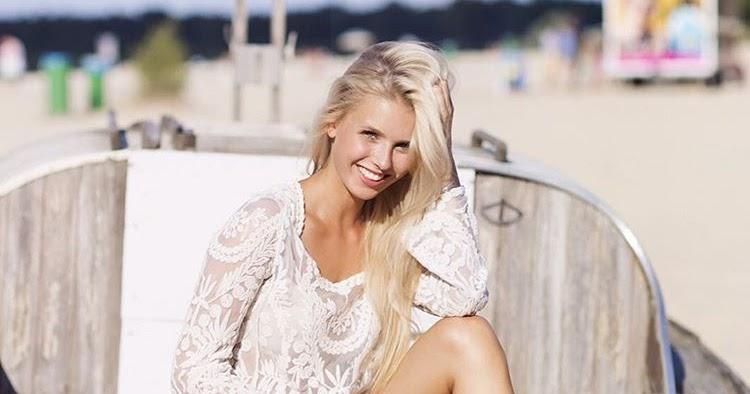 ... Beauties: WAG top model Scarlett Gartmann - Marco Reus girlfriend Scarlett Gartmann