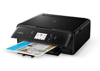 Canon PIXMA TS6020 Printer Setup and Driver Download