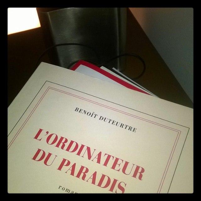 Roman: L'ordinateur du paradis en pdf de Benoit Duteurtre