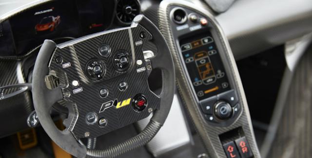 McLaren P1 LM 2017 Specs, Change, Engine, Release Date