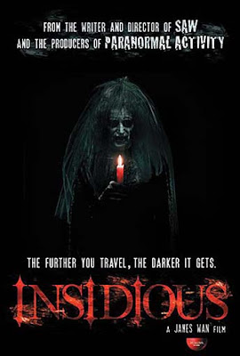 You are about to Watch Insidious Movie