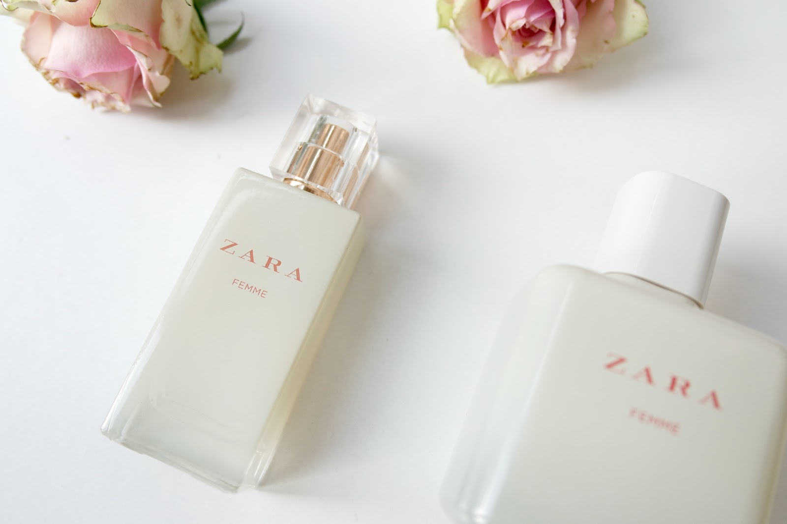 Review Zara Femme Perfume Georgia Petite
