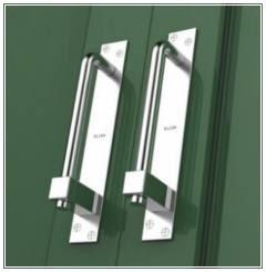 handle pintu kupu tarung dua pintu