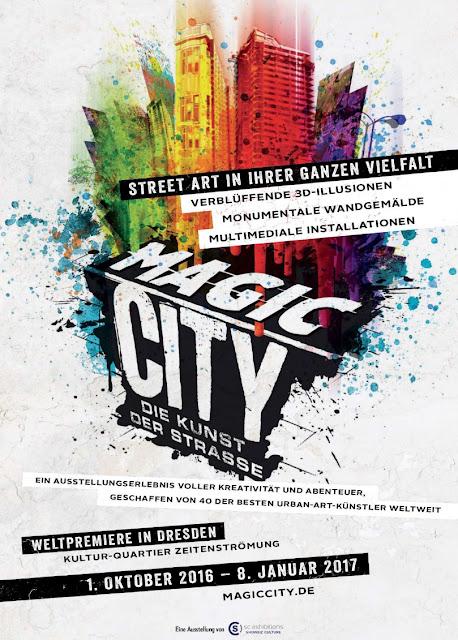 Magic City Poster