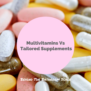 Multivitamins Vs Tailored Supplements