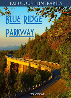 Blue Ridge Parkway Book Cover