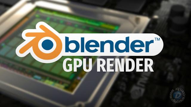 Render GPU - Blender