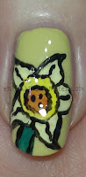 welsh-wales-st-davids-day-nails-nail-art-daffodil