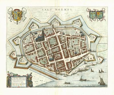Zaltbommel in 1649