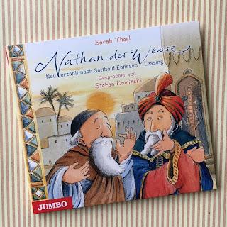 Nathan der Weise, Inhaltsangabe, Jumbo Verlag, Schullektüre, Ringparabel, Lessing, Hörbuch, leicht verständlich
