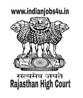 Raj High Court Recruitment 2017 | Latest Jobs In Rajasthan
