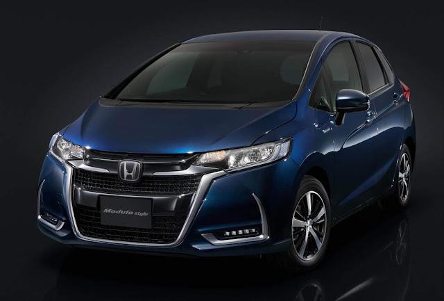 Novo Honda Fit 2019
