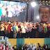 PACTO SELADO - Eduardo Braga surpreende e aparece para selar pacto com Arthur Neto (PSDB) em convenção.