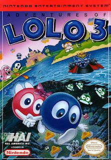 Adventures of Lolo III (BR) [ NES ]